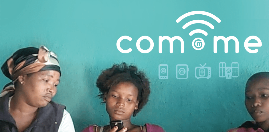Com-Me: Community Media Toolkit